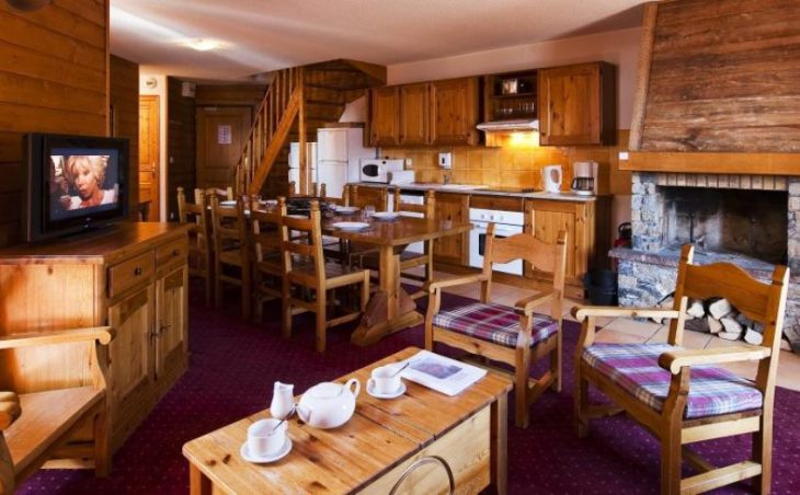 Chalet Altitude in Val Thorens , France image 2