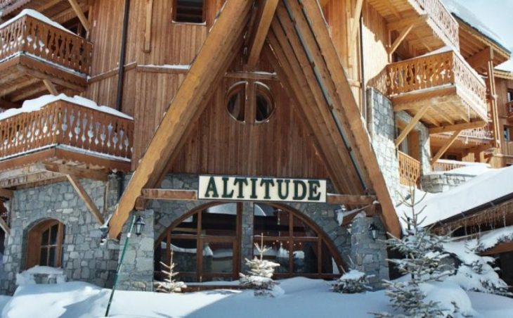 Chalet Altitude in Val Thorens , France image 6