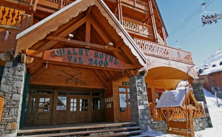 Chalet Val 2400 in Val Thorens , France image 1
