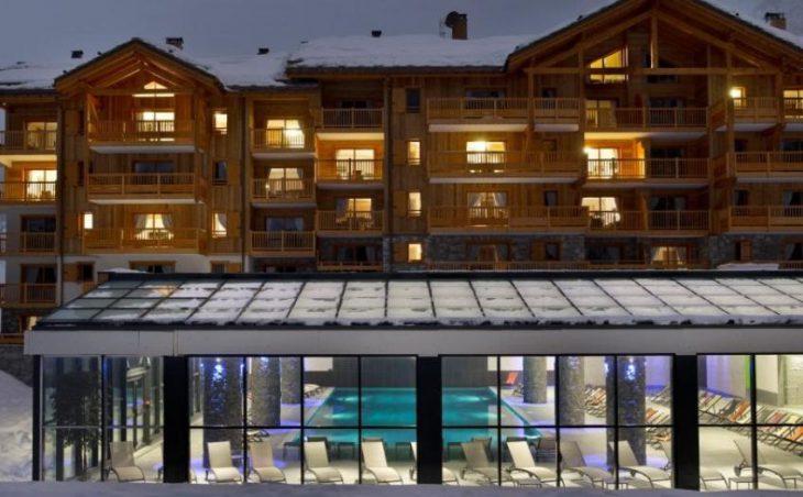 Apartments Les Chalets de Flambeau in Val Cenis , France image 2