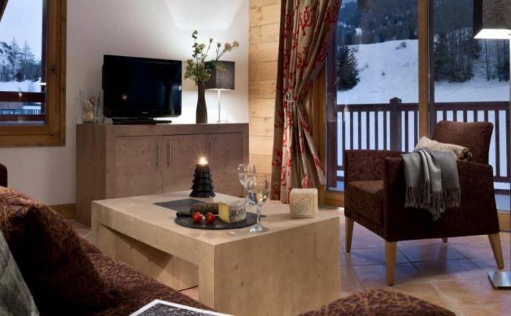 Apartments Les Chalets de Flambeau in Val Cenis , France image 4