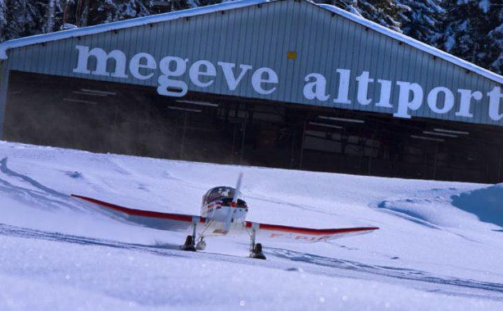 Megeve in mig images , France image 6