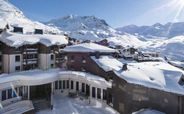 Le Hameau du Kashmir Apartments in Val Thorens , France image 1