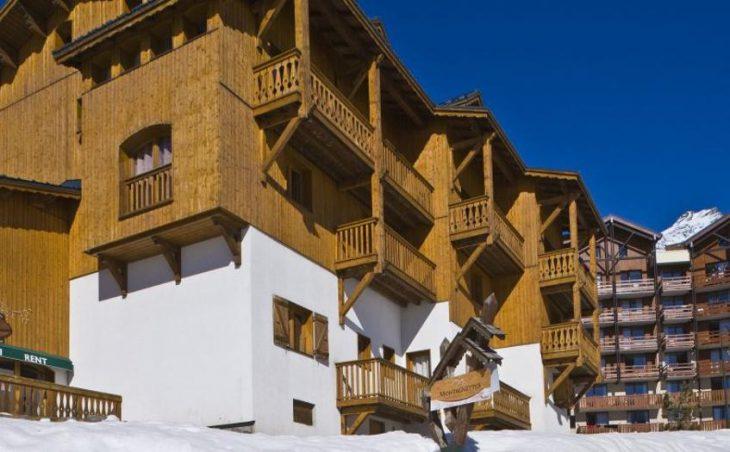 Les Montagnettes - Le Hameau du Soleil in Val Thorens , France image 8