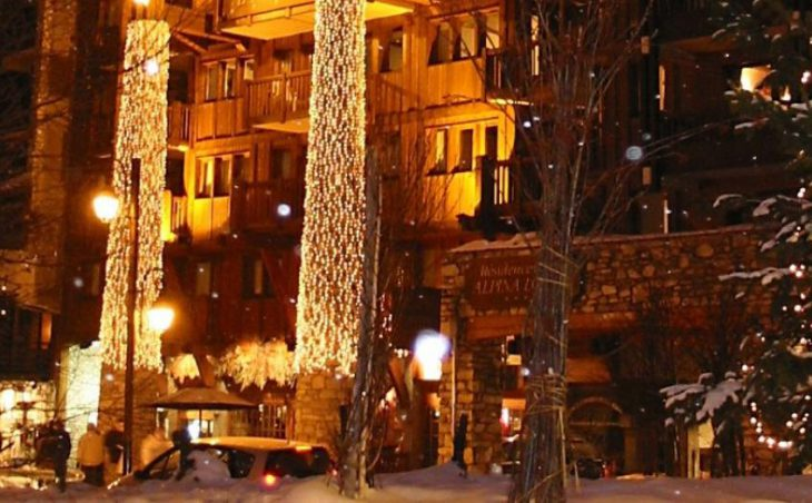 Residence Alpina Lodge in Val dIsere , France image 1