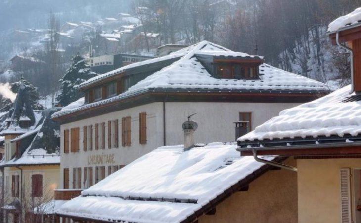 Grand Chalet in Brides les Bains , France image 2