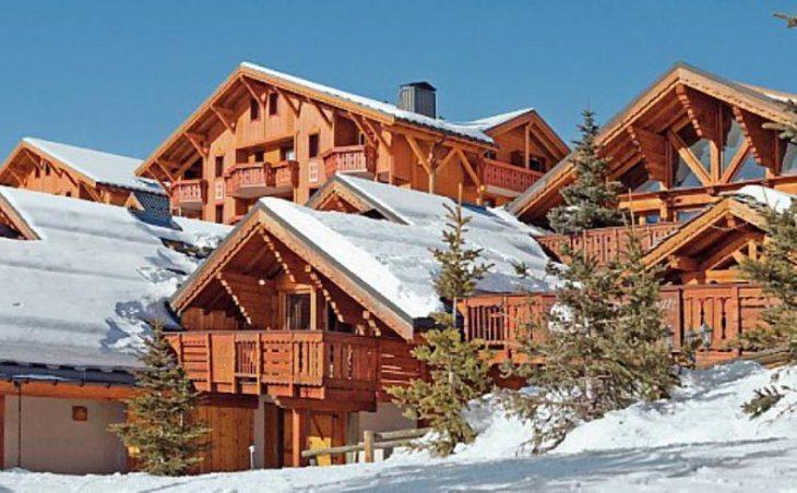 Premium Les Alpages De Reberty Apartments in Les Menuires , France image 1