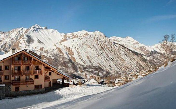 Premium Les Alpages De Reberty Apartments in Les Menuires , France image 2