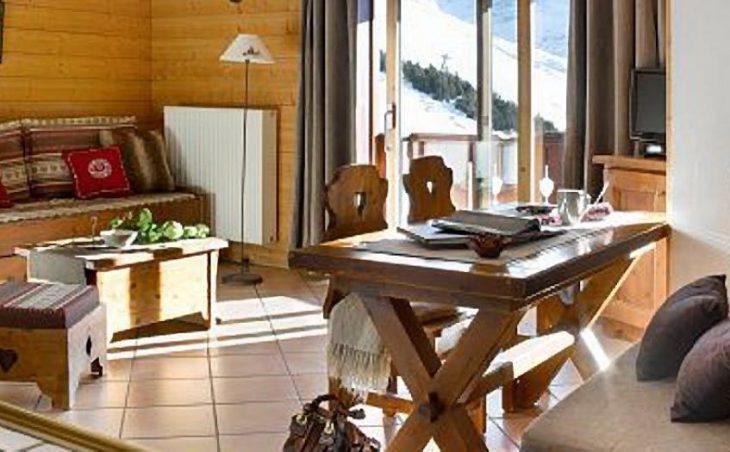 Premium Les Alpages De Reberty Apartments in Les Menuires , France image 6