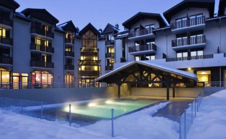 Hotel Les Aiglons in Chamonix , France image 1