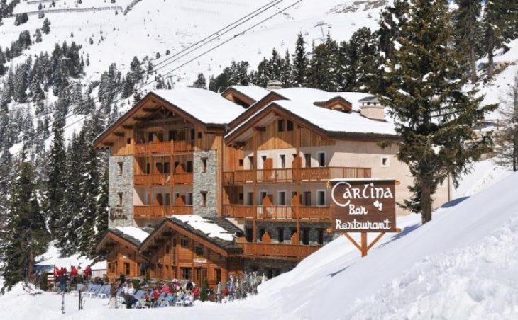 Carlina Ski Hotel in La Plagne , France image 1