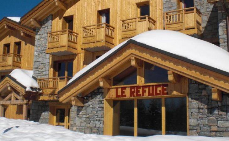 Chalet Altitude Le Refuge in La Rosiere , France image 1