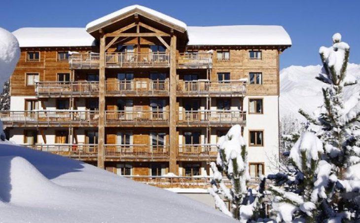 Residence Alba in Les Deux-Alpes , France image 1