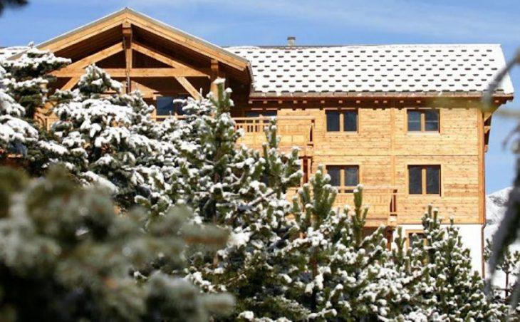 Residence Alba in Les Deux-Alpes , France image 8