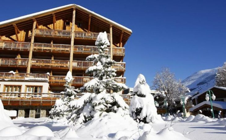 Residence Cortina in Les Deux-Alpes , France image 1