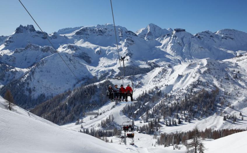 Ski Holidays Arabba