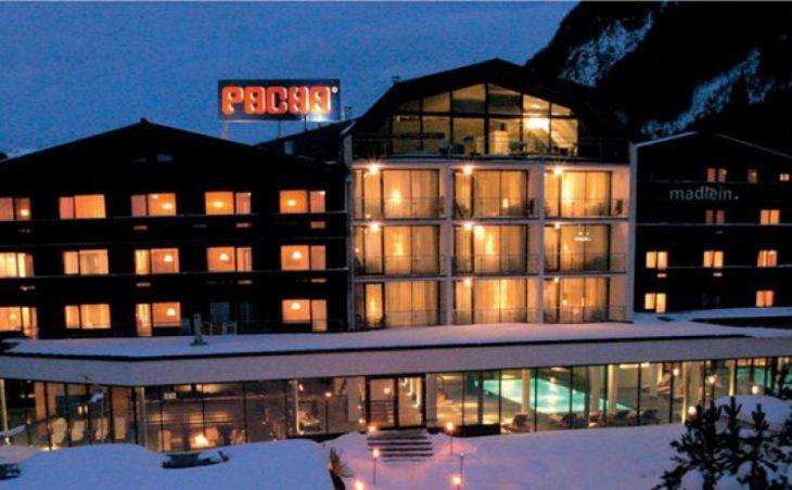 Hotel Madlein, Ischgl,