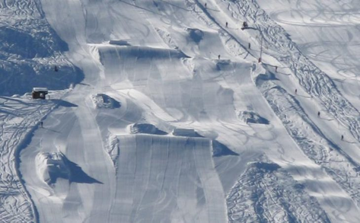 Flaine in mig images , France image 6