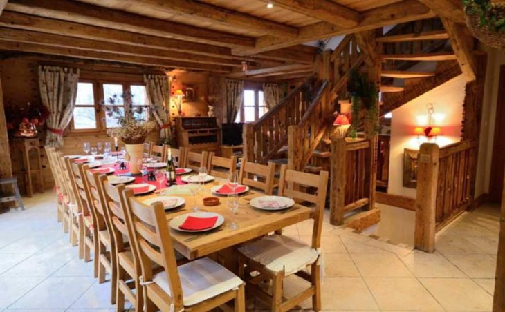 Chalet Jardin d'Angele in Courchevel , France image 3