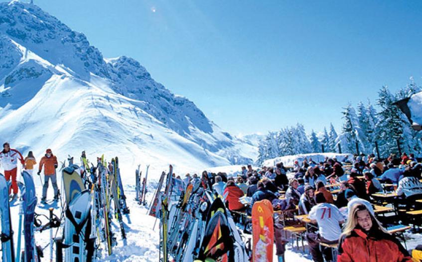 Ski Holidays St Johann