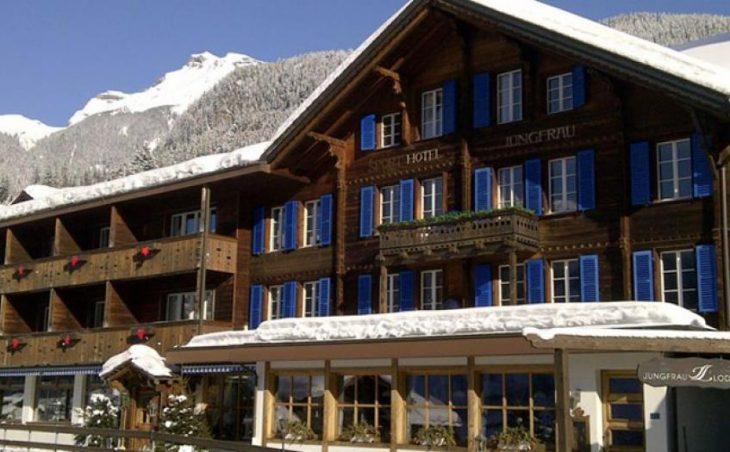 Hotel Jungfrau Lodge in Grindelwald , Switzerland image 1
