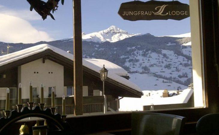 Hotel Jungfrau Lodge in Grindelwald , Switzerland image 2