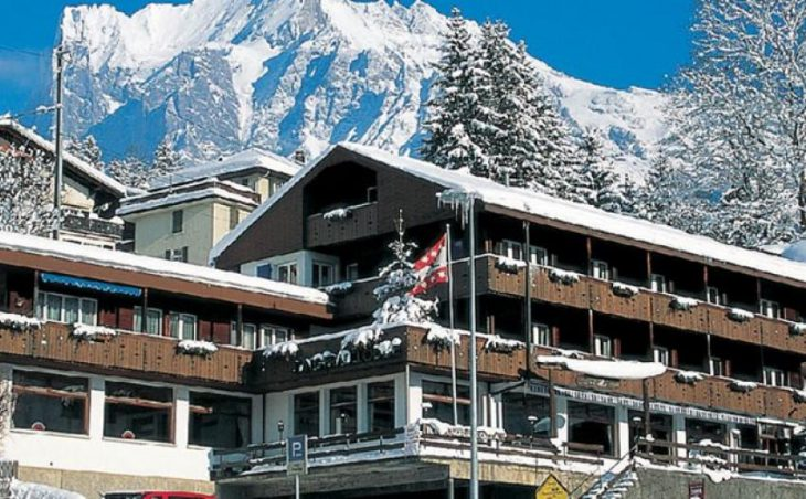 Hotel Jungfrau Lodge in Grindelwald , Switzerland image 7