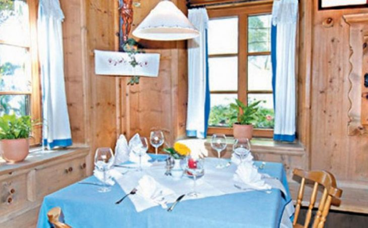 Hotel Kramerwirt, Mayrhofen, Dining room