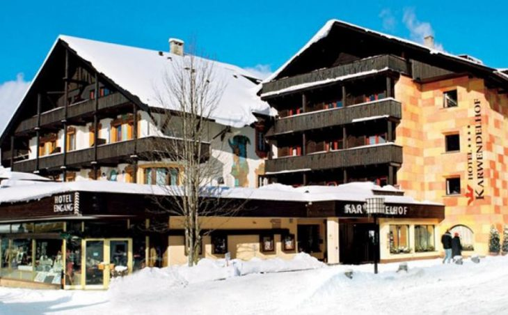 Hotel Karwendelhof, Seefeld, Exterior