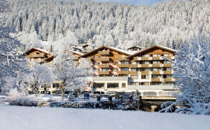 Hotel Silvretta Park in Klosters , Switzerland image 1