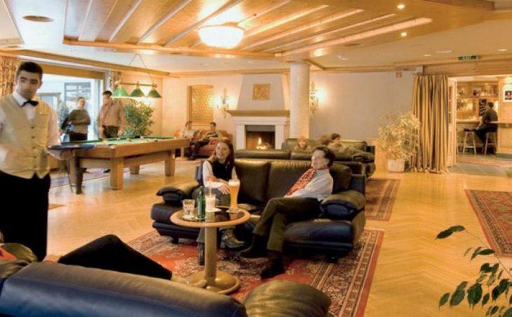 Hotel Silvretta Park in Klosters , Switzerland image 6