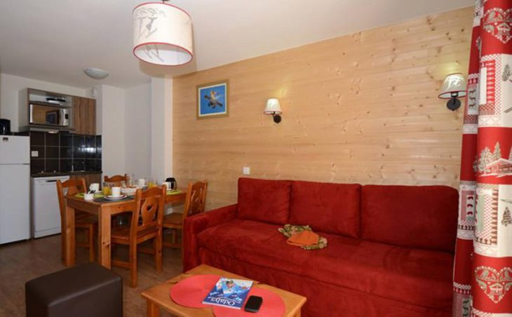Residence l'Ours Blanc in Les Deux-Alpes , France image 12