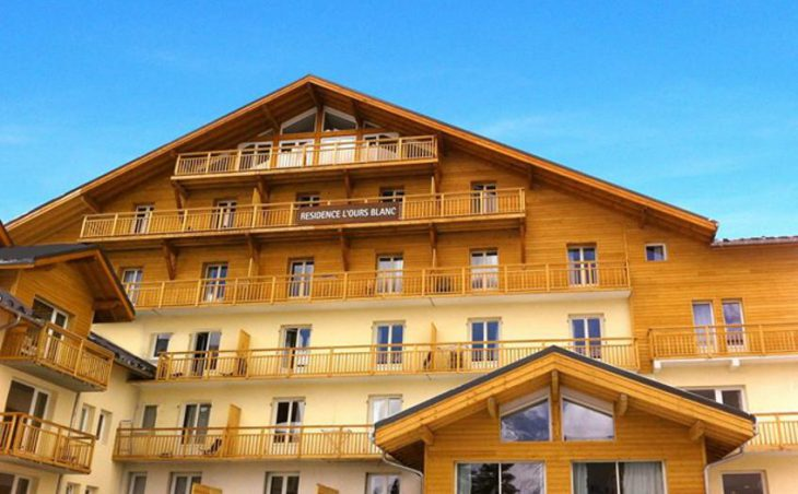 Residence l'Ours Blanc in Les Deux-Alpes , France image 1