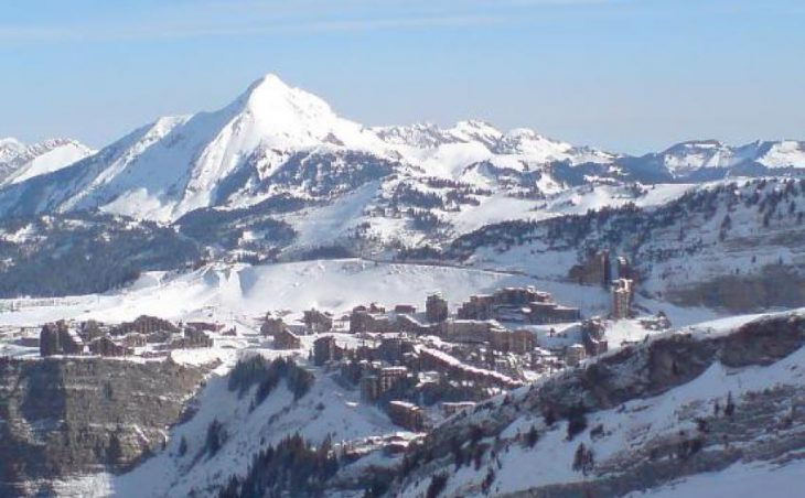 Avoriaz Ski Resort France 5