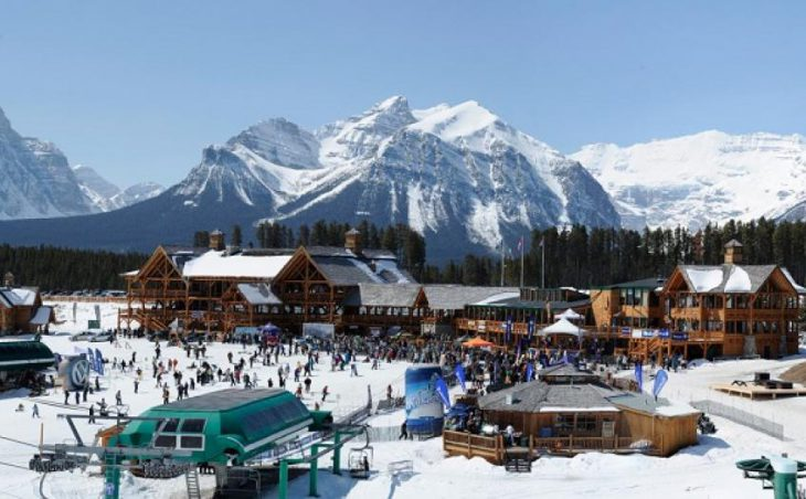 Lake Louise in mig images , Canada image 2