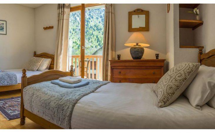 Chalet Lucette, Alpe d'Huez, Bedroom