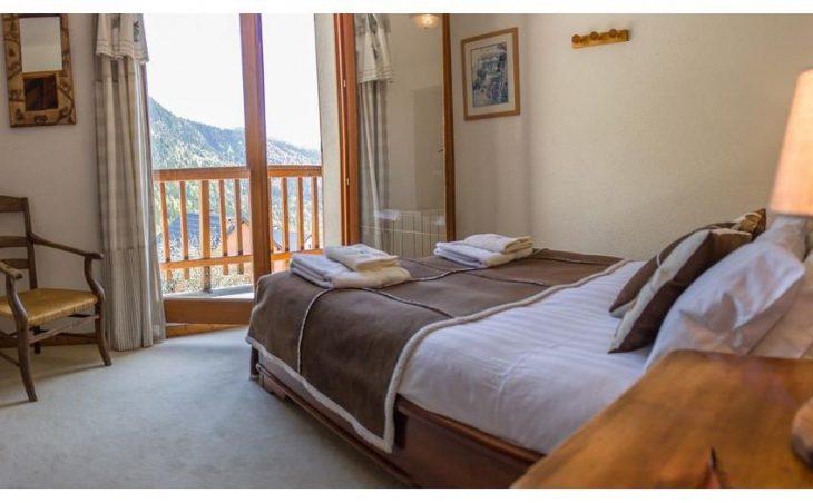 Chalet Lucette, Alpe d'Huez, Double Bedroom