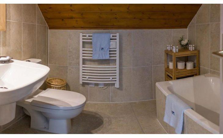 Chalet Lucette, Alpe d'Huez, Bathroom 3