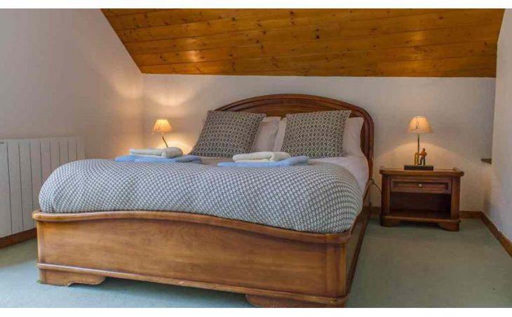 Chalet Lucette, Alpe d'Huez, Double Bedroom 2