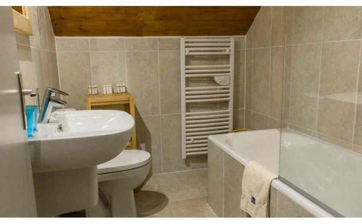 Chalet Lucette, Alpe d'Huez, Bathroom 5