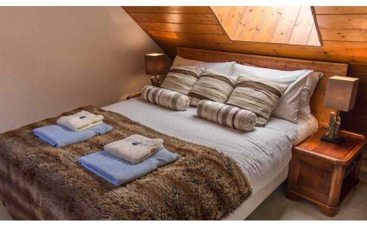 Chalet Lucette, Alpe d'Huez, Double Bedroom 3