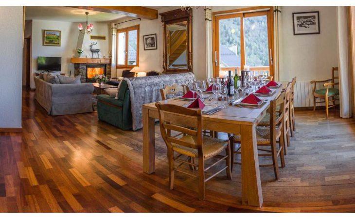Chalet Lucette, Alpe d'Huez, Dining Room 2