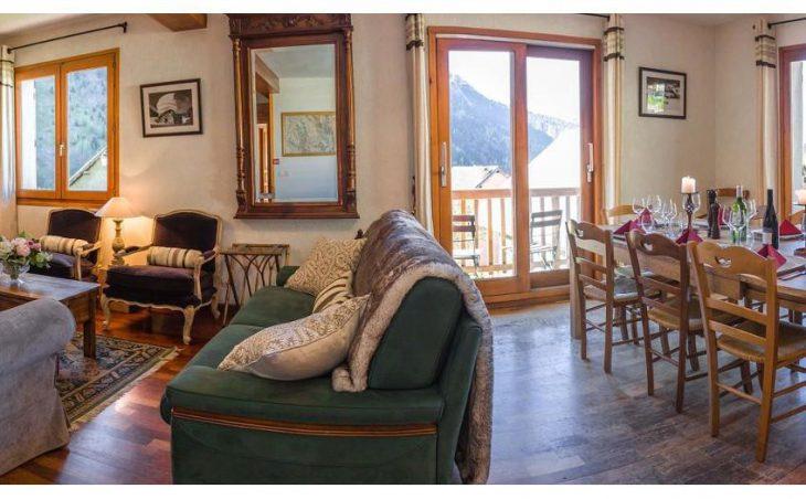 Chalet Lucette, Alpe d'Huez, Lounge