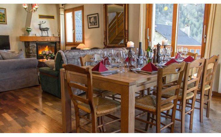 Chalet Lucette, Alpe d'Huez, Dining Room