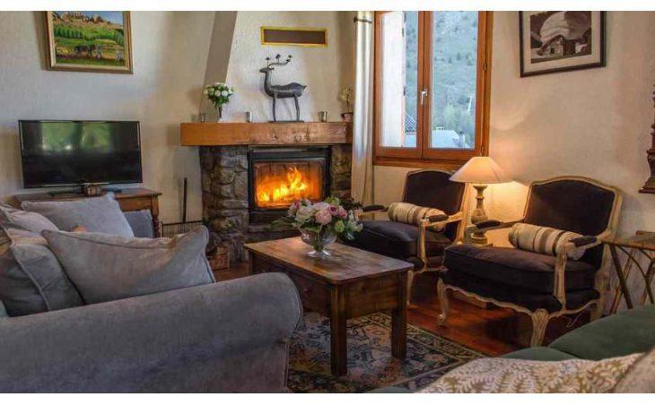 Chalet Lucette, Alpe d'Huez, Lounge 5