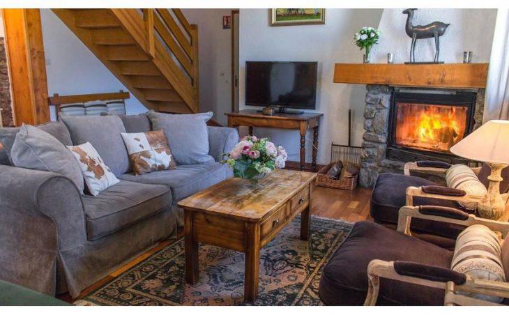Chalet Lucette, Alpe d'Huez, Lounge 3