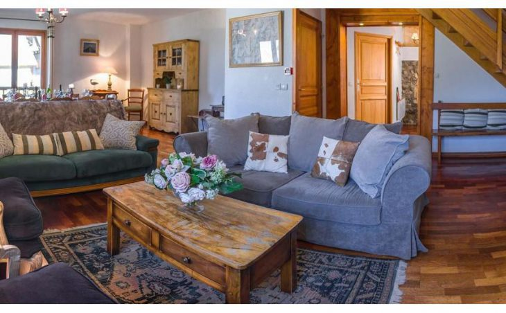 Chalet Lucette, Alpe d'Huez, Lounge 4