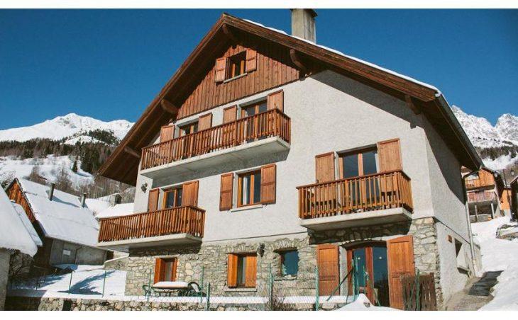 Chalet Lucette, Alpe d'Huez, External