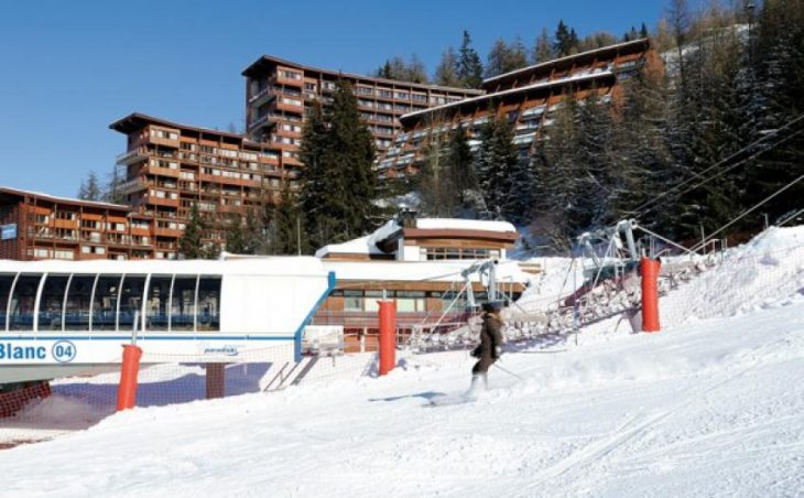 Residence Le Roc Belle Face in Les Arcs , France image 1