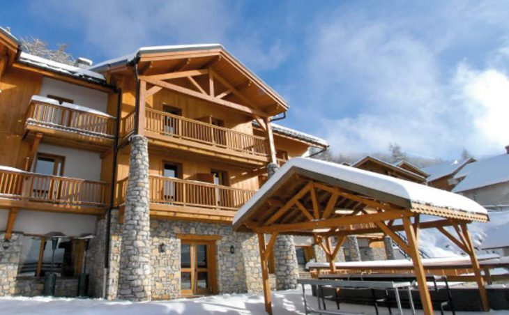 Chalet Eve in Les Arcs , France image 1